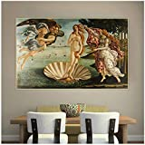KONGZIR Sandro Botticelli 《Die Geburt Der Venus》