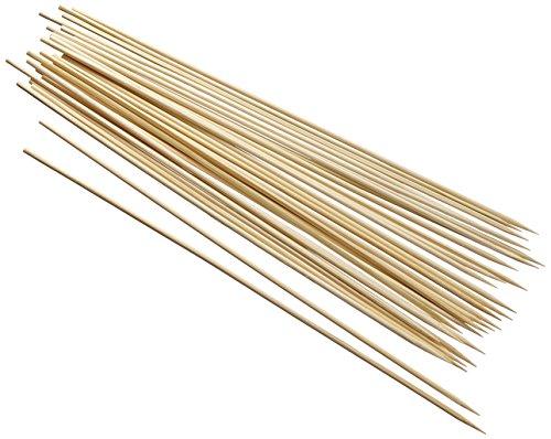 Neumond Duft-Stäbchen aus Bambus für Duftglas, 30 cm lang, 30 Stück, 1er Pack (1 x 30 Stück)