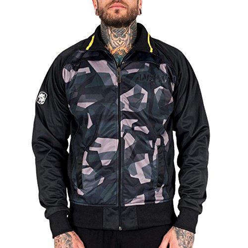 Amstaff Herren Übergangsjacken Gerros Camouflage 2XL