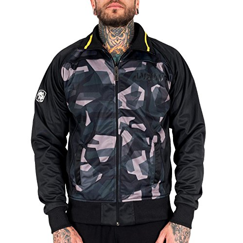 Amstaff Herren Übergangsjacken Gerros Camouflage S