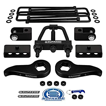 Supreme Suspensions Full Lift Kit GMC