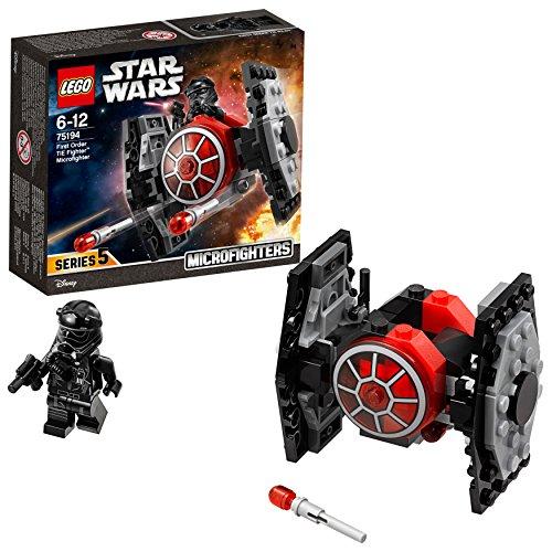 LEGO Microfighter Chasseur TIE du Premier?Ordre™
