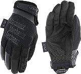 Mechanix Women's Specialty 0.5mm Covert Black Gloves, Black, Small