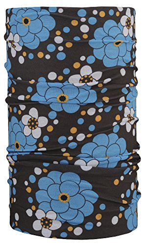 4 Fun Sport Konfetti Standard Schal, Mehrfarbig, one Size