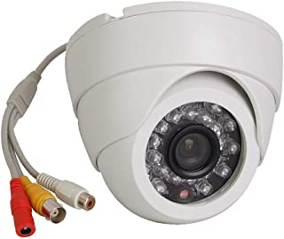 Vanxse® Cctv 24ir Leds Sony CCD 800tvl Indoor Dome Audio Camera D/n Security Surveillance Camera