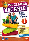 Programma vacanze. Italiano, storia e geografia. Per la Scuola media (Vol. 1)