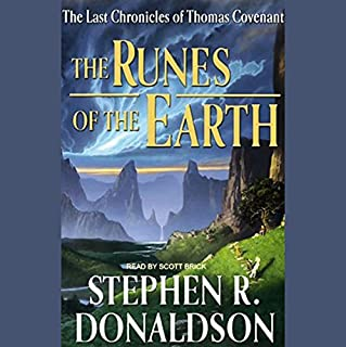 The Runes of the Earth audiobook cover art