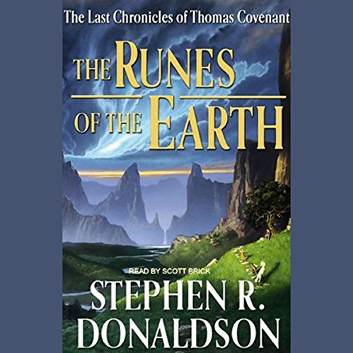 Couverture de The Runes of the Earth
