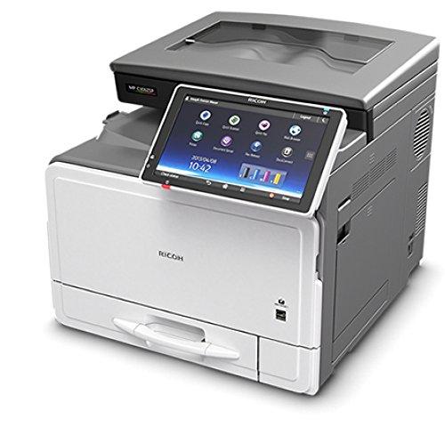 Ricoh MP C306ZSP - Multifunktionsdrucker - Farbe - Laser - A4 210 x 297 mm Original - A4 Medien - bis zu 30 Seiten/Min. Drucken - USB2.0, Gigabit