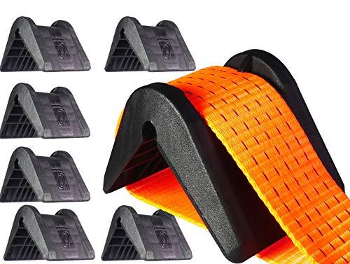 6 x Kantenschutz Spanngurte Kantenschutz Zurrgurte Kantenschutzwinkel Ladungssicherung Kantenschutz LKW Kantenschoner