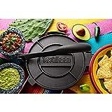 Zoom IMG-1 tortillada 20cm pressa per tortilla