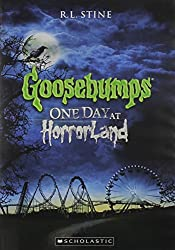 Goosebumps: One Day at Horrorland DVD on Amazon