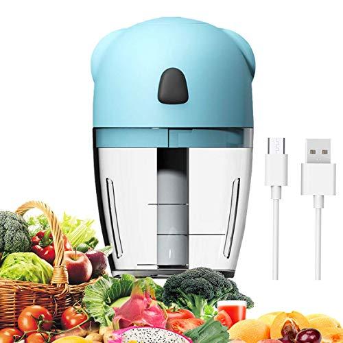Mini Food Chopper Electric,Multi...