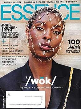 ESSENCE Magazine  November 2019  JODIE TURNER-SMITH Cover