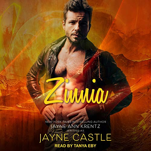 Zinnia audiobook cover art