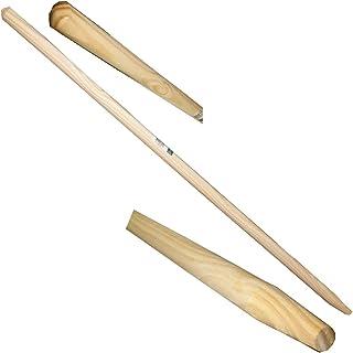 Besenstiel Besen 28mm oder 24mm Stiel Holzstiel Gerätestiel Schrubberstiel Stiel