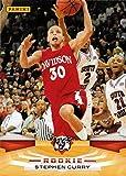 2009-10 Panini Basketball #372 Stephen (Steph) Curry Rookie Card - Davidson