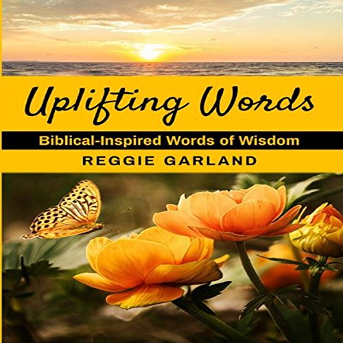 Uplifting Words audiobook cover art