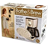 """Prank Pack """"Bathe & Brew"""" - Wrap Your Real Gift in a Prank Funny Gag Joke Gift Box - by Prank-O - The Original Prank Gift Box   Awesome Novelty Gift Box"""