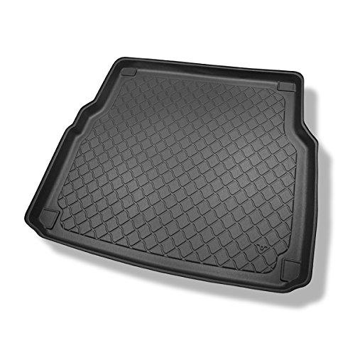 Mossa Kofferraummatte - Ideale Passgenauigkeit - Höchste Qualität - Geruchlos - 5902538559232