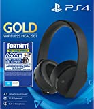 Sony Gold Black Wireless 7.1 Gaming Headset - Fortnite Neo