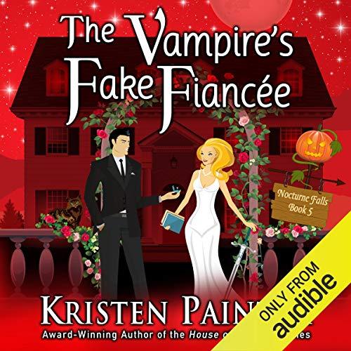 The Vampire's Fake Fiancée Titelbild