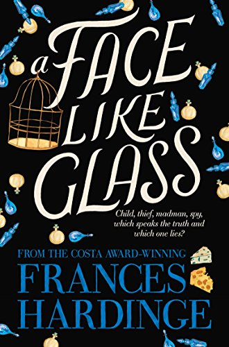 A Face Like Glass (English Edition)