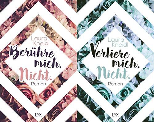 Berühre mich nicht-Reihe Band 1+2 plus 1 exklusives Postkartenset (Welt)