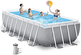 Durable tool Intex 26788 - Piscina (4 m x 2 m x 1 m, Marco Rectangular)