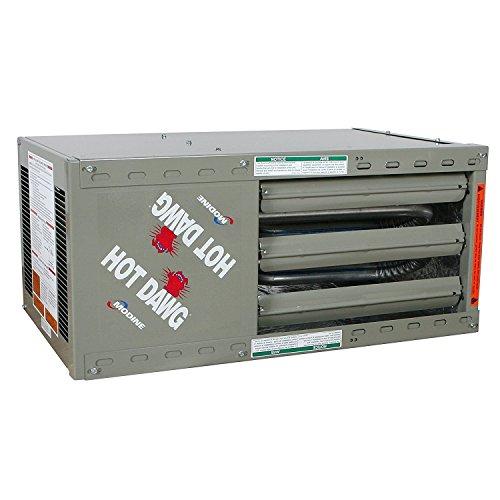 Modine HD30AS0121 Hot Dawg Heater 30,000 BTU, Power Vented, LP, Propane