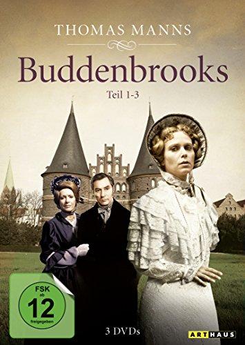 Die Buddenbrooks - Teil 1-3 [Alemania] [DVD]