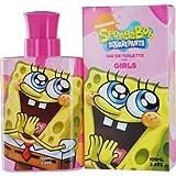 Nickelodeon Spongebob Squarepants Eau De Toilette Spray for Women, 3.4 Ounce