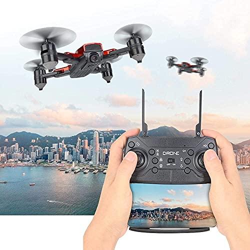 Accessori per droni Drone Rc Posizione precisa Quadricottero Rc Foto ad Alta Quota con Gesto per scattare Foto ( Fotocamera grandangolare 4K)(Colore: Fotocamera da 2 Milioni (720P)