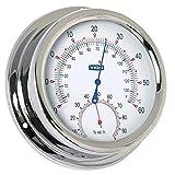 Delite A130th Vion - Termómetro e higrómetro (150 x 42 mm)