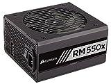 CORSAIR RMX Series, RM550x, 550 Watt, 80+ Gold Certified, Fully Modular Power Supply