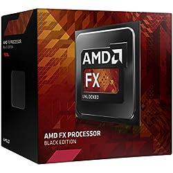 AMD AM3+ FX-8370 Processore Box, Nero