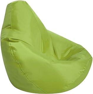 Bean Bag Bazaar Puf para Videojuegos para Niños, Grande, Resistente al Agua, Pufs para Interior-Exterior