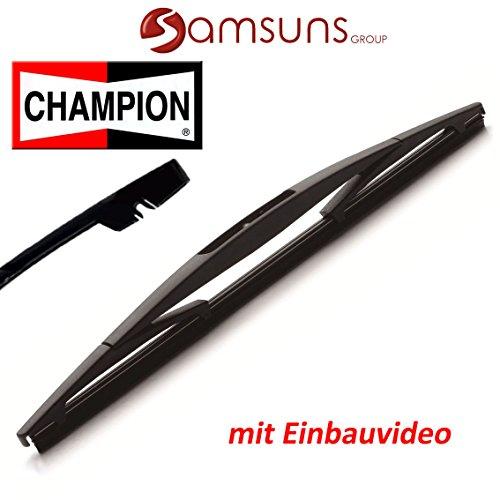 Champion AW6060/B02 Aerovantage Kit avec Rampe d'Arrosage, 60 cm