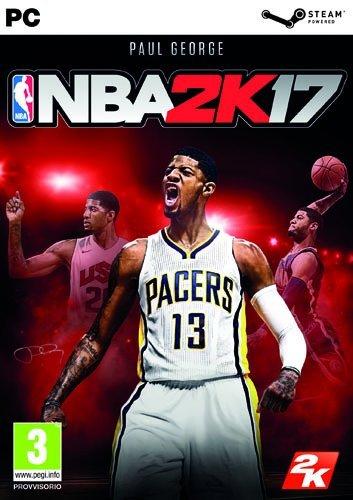 NBA 2K17 [Importación Italiana]