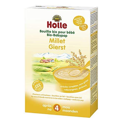 HOLLE - Bouillie De Millet Pour Bébé 250G