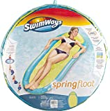Swimways, Spring Float Materassino Amaca Galleggiante, Colori Assortiti, 6045237