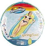 SwimWays Spring Float Original Colchón flotante - Flotadores para piscina y playa (Colchón flotante, 113 kg, 15 año(s), Hombre/Mujer, China, 1010 mm) , color/modelo surtido