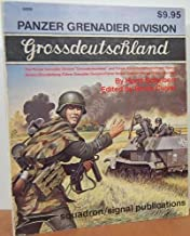 Panzer Grenadier Division Grossdeutschland - A Pictorial History with Text & Maps - Specials series (6009)