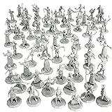 Townsfolk Mini Fantasy Figures Set- 64...