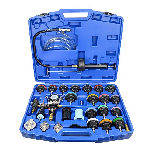 OIMERRY 28PCS Coolant System Pressure Tester Kit for...
