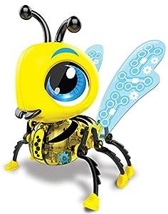 Build a Bot Construir un Bote Abeja Robot Bug