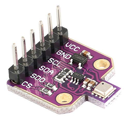 HYY-YY BME680 Cjmcu-680 Sensor de Alta Altitud Módulo Desarrollo de la Junta Digital Temperatura Humedad Sensor de Presión