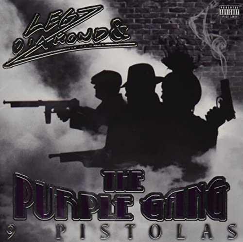 9 Pistolas Explicit by Psychopathic Records product image
