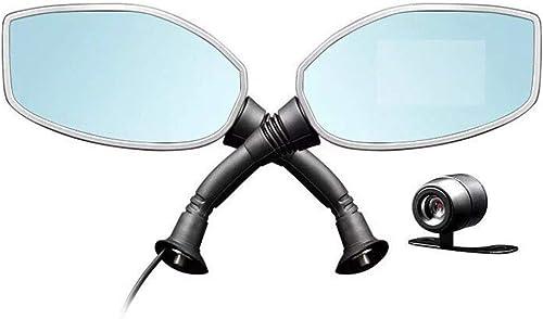 exclusivo Sunnyday Cámara Cámara Cámara retrovisor de la Motocicleta Cámara DVR Grabadora de Video Grabación en Bucle Videocámara  ventas en linea