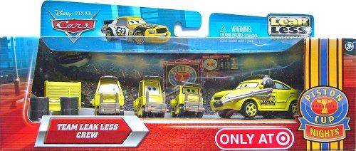 Disney Pixar Cars Team Leak Less Crew